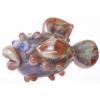 Lamp Bead Puffy Fish 1Pc 28x16mm Shady Reef